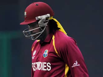 Miffed Gayle may never play again for West Indies