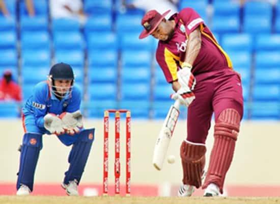 West Indies vs India, 4th ODI, Antigua (Jun 13, 2011)