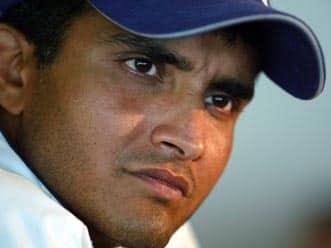 Sourav Ganguly slams ton against Haryana
