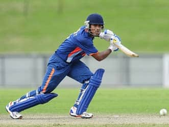 Unmukt Chand: I would have been an IITian if not a cricketer