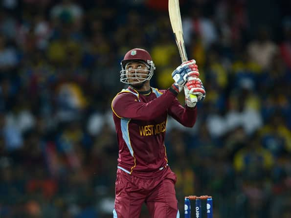 Marlon Samuels stars in West Indies first win in ODI series