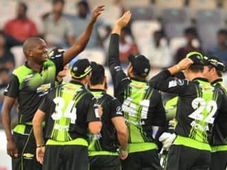 Warriors thrash SA Redbacks by 50 runs