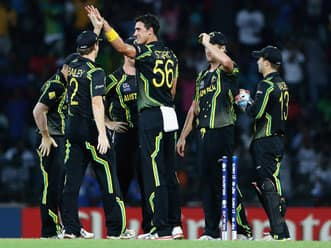 ICC World T20 2012 Preview: Rampaging Australia favourites against struggling South Africa