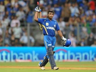 Tendulkar, Franklin, Rayudu & Munaf look good; Mumbai favoured against KKR