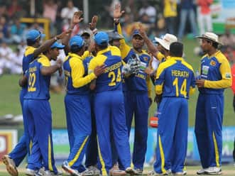 Sri Lanka, West Indies post emphatic wins in World Cup warm-ups