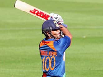 Sachin Tendulkar's milestone international hundreds
