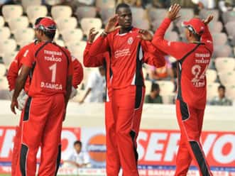 Trinidad & Tobago thump Ruhuna by five wickets in CLT20