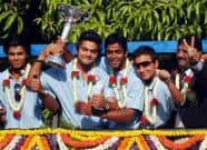 India's triumph in 2008 Under-19 World Cup