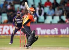 Kolkata Knight Riders vs Perth Scorchers, CLT20 2012 Group A match, Durban