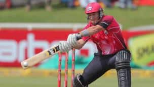Sydney Sixers vs Highveld Lions, CLT20 2012 Group B match, Cape Town