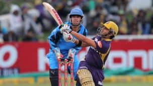 Titans vs Kolkata Knight Riders, CLT20 2012 Group A match, Cape Town