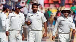 India vs England, 1st Test, Ahmedabad