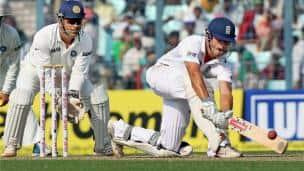 India vs England, 3rd Test, Kolkata