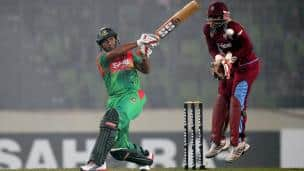 Bangladesh vs West Indies, only T20I, Dhaka