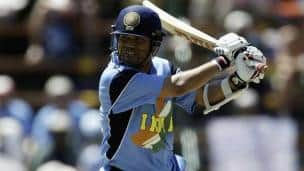 Sachin Tendulkar's glorious ODI career