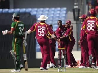 West Indies thrash Bangladesh by nine wickets