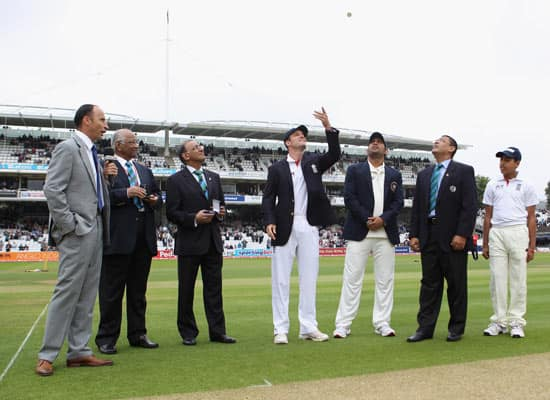 England vs India, 1st Test, Lord's (Jul 21-25, 2011)