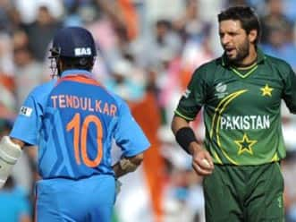 India-Pakistan series more popular than Ashes, says Shahid Afridi