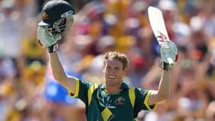 Australia vs West Indies, 2nd ODI, Perth