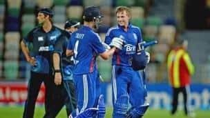 New Zealand vs England, 2nd ODI, Napier