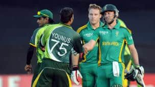 South Africa vs Pakistan, 5th ODI at Benoni