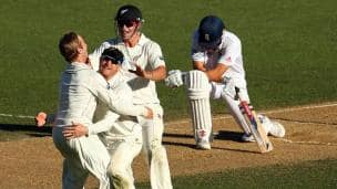 New Zealand vs England, 3rd Test at Auckland