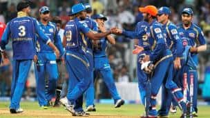IPL 2013: Mumbai Indians vs Pune Warriors India at Wankhede Stadium