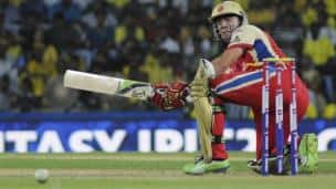 IPL 2013: Chennai Super Kings vs Royal Challengers Bangalore at MA Chidambaram Stadium