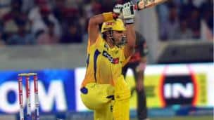 IPL 2013: Sunrisers Hyderabad vs Chennai Super Kings at Rajiv Gandhi International Stadium