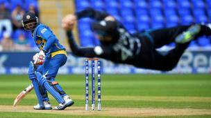 ICC Champions Trophy 2013: New Zealand vs Sri Lanka, Group A match, Cardiff