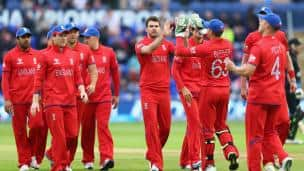 ICC Champions Trophy 2013: England vs New Zealand, Group A match, Cardiff