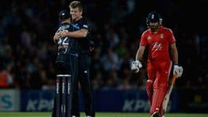 England vs New Zealand, 1st T20, The Oval