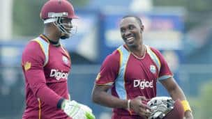 West Indies vs Sri Lanka, 1st ODI, Kingston
