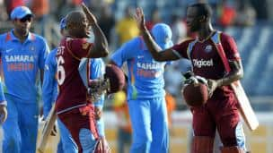 West Indies vs India, 2nd ODI, Kingston