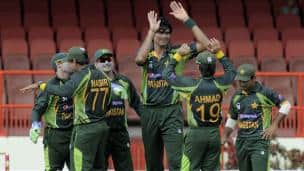 West Indies vs Pakistan, 2nd ODI at Guyana