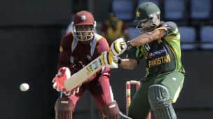 West Indies vs Pakistan, 4th ODI at Gros Islet