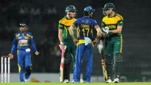 Sri Lanka vs South Africa, 2nd ODI at Colombo