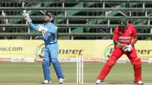 Zimbabwe vs India, 3rd ODI, Harare