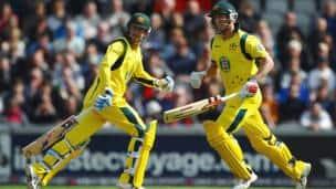 England vs Australia, 2nd ODI, Old Trafford