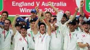 England vs Australia Ashes 2005, 5th Test, The Oval