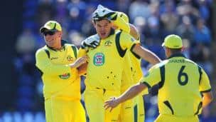 England vs Australia, 4th ODI at Cardiff
