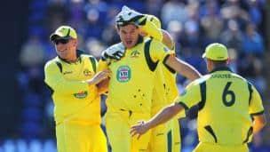 England vs Australia, 4th ODI at Cardiff