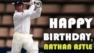 Happy Birthday, Nathan Astle !