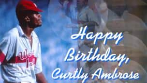 Happy Birthday, Curtly Ambrose!