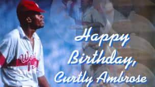 Happy Birthday, Curtly Ambrose!