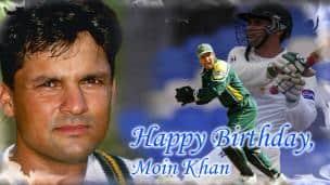 Happy Birthday, Moin Khan!