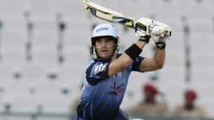 CLT20 2013: Brisbane Heat vs Titans, Group B match, Mohali