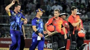 CLT20 2013: Perth Scorchers vs Otago Volts, Group A match, Jaipur