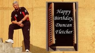 Happy Birthday, Duncan Fletcher!