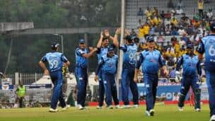 CLT20 2013: Sunrisers Hyderabad vs Titans, Group B match, Ranchi